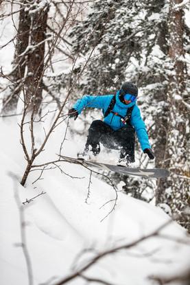 Borealis Snowboards Eco-Friendly Koi Freeride Powder Board