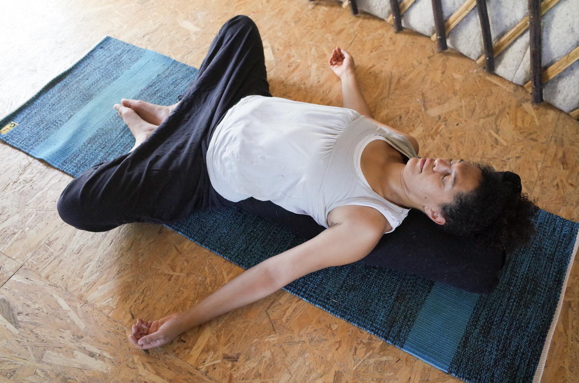 poisson yin yoga Angers