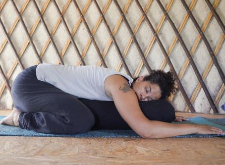 Le Yin Yoga pour mieux dormir.