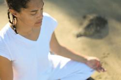 Méditation yin yoga Angers