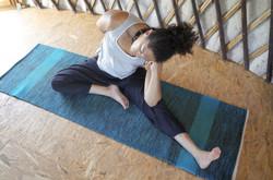 half dragon fly yin yoga Angers