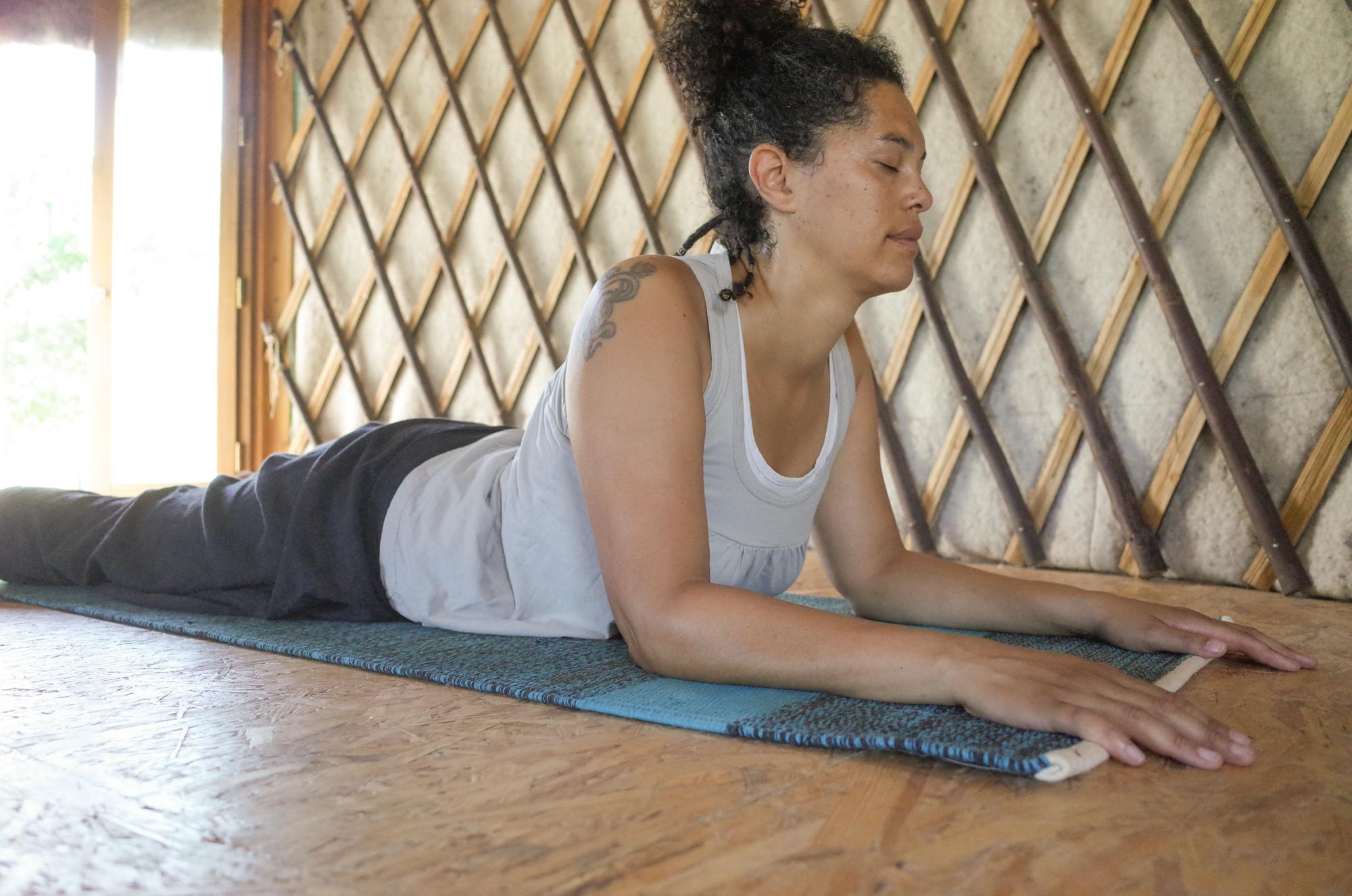 sphinx yin yoga Angers