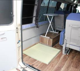 Vanity Van