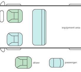 Equipment Vans