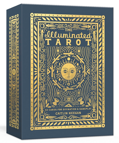 The Illuminated Tarot - 53 Card Deck for Divination