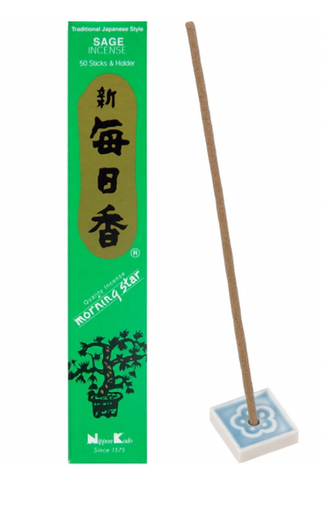 Morning Star Incense-  Sage