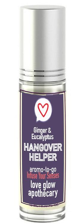 """Ginger & Eucalyptus """"HANGOVER HELPER"""""""