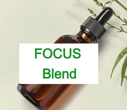Stay Focused Essential Oil