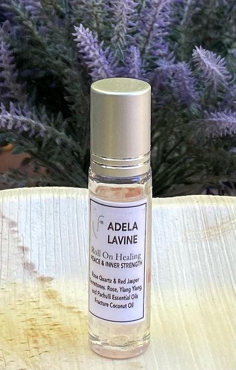 Adela's Roll On- Peace & Inner Strengh
