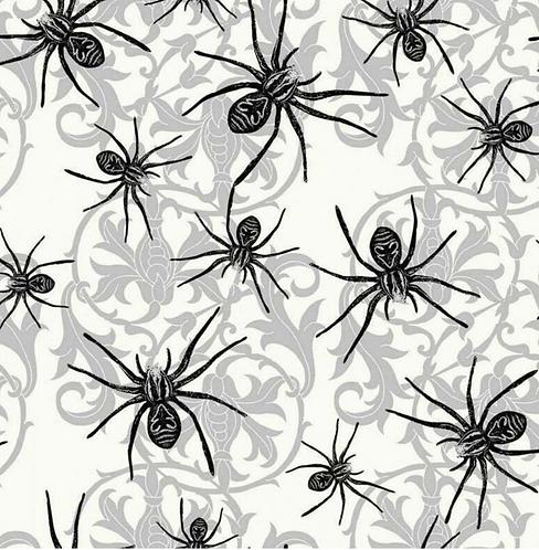 Creepy Spider Halloween Mask