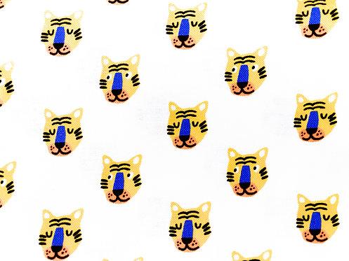 Tiger King White Mask