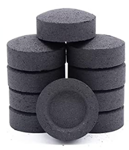 Charcoal Tablets Refill (10 Tablets)