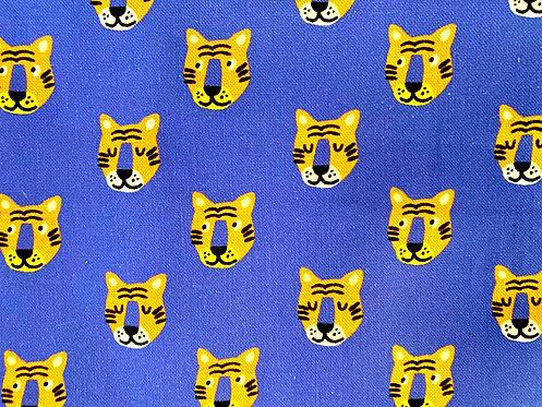Tiger King Blue Mask