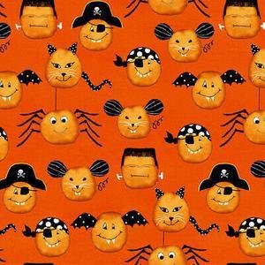 Cheeky Pumpkin Halloween Mask