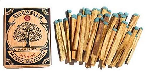 """Peruvian """"Holy Wood"""" Large Palo Santo Wood Sticks"""