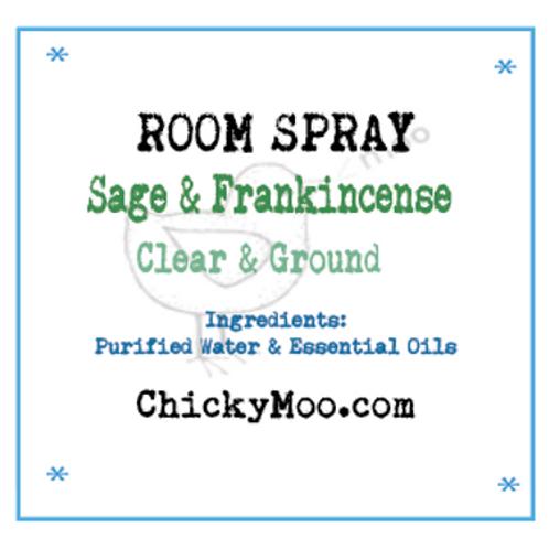 Sage & Frankincense Room Spray