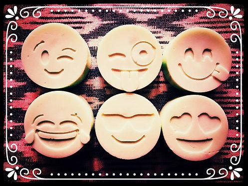 Emoji Goat Milk Soap