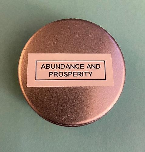 ABUNDANCE & Prosperity Incense Blend