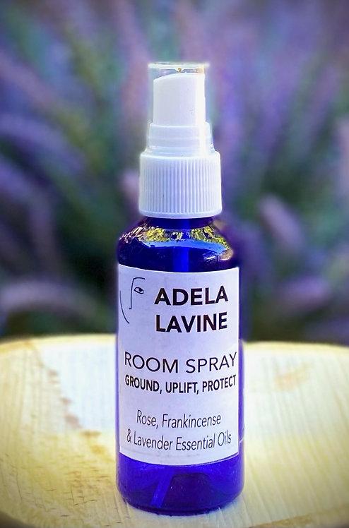Adela's Room Spray-Ground, Uplift, Protect