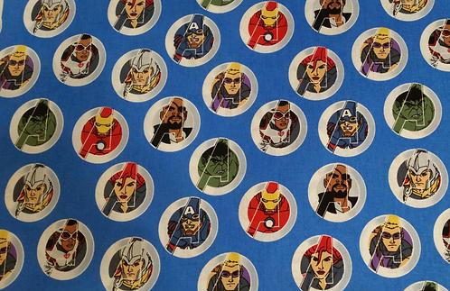 Vintage Avengers Mask