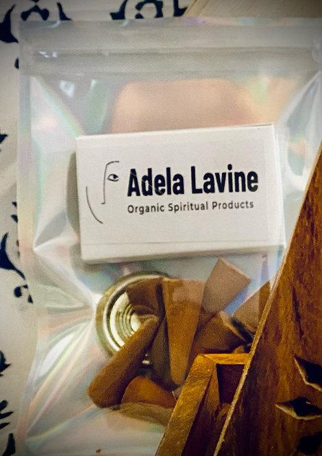 Lavender Incense Cones w/ Matches