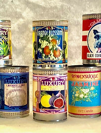 Pick Any 3 Tin Candle