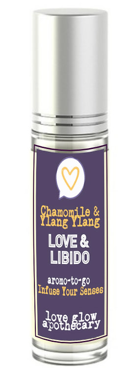 "Chamomile & Ylang Ylang ""LOVE & LIBIDO"""