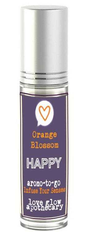 "Orange Blossom  ""HAPPiNESS"""