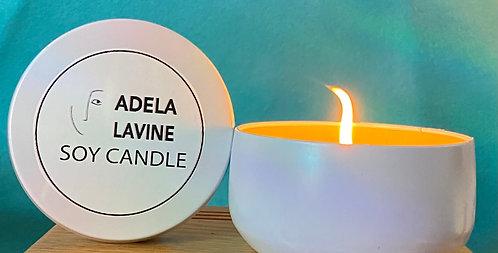 Adela's Soy 3rd Eye Candle