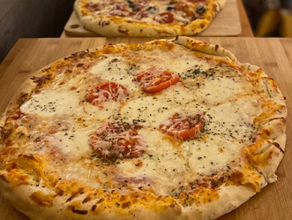 The BEST Pizza Dough!