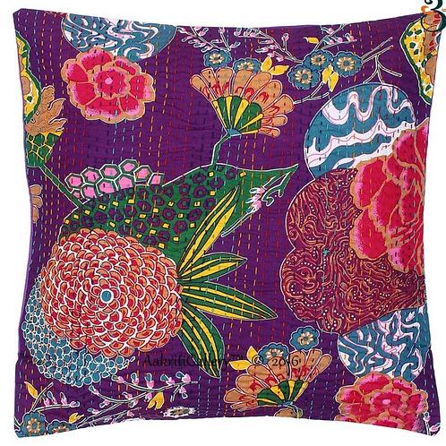Boho Pillow -Purple