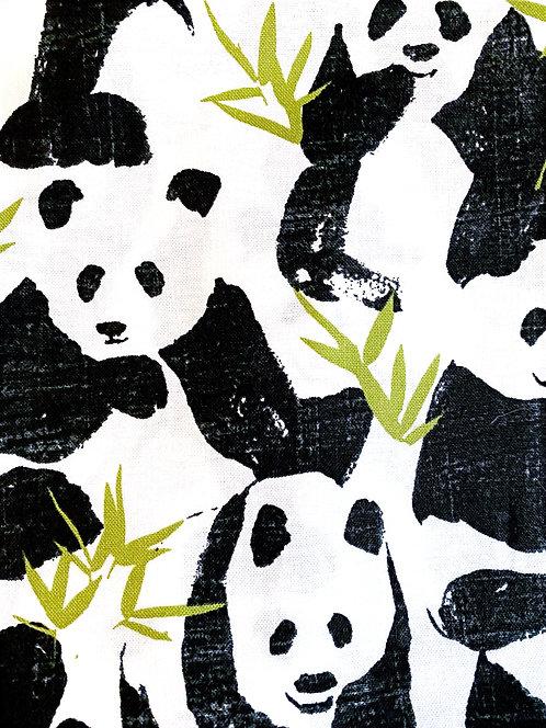 Please Feed the Pandas Mask