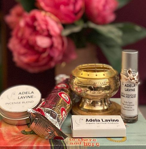 Adela's Spiritual Protection & Lift Kit