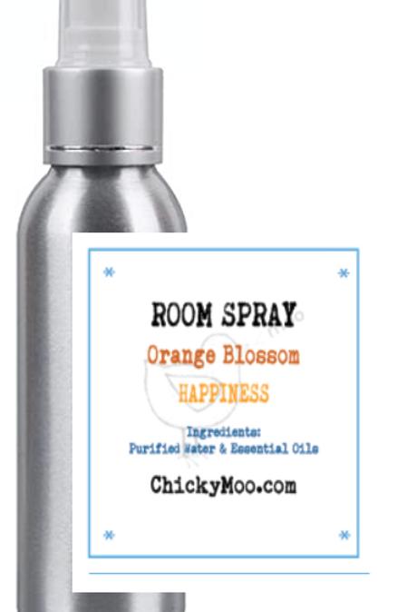 Orange Blossom Room Spray