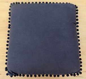 navy beaded cushion.JPG