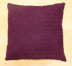 burgundy cushion.JPG
