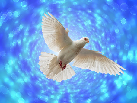 Come, Holy Spirit, Into My Life!