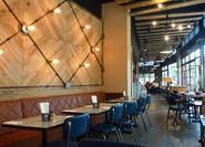 TIC - Restaurant Seating Area Interior Design