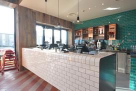 TIC - Restaurant Interior Design Counter