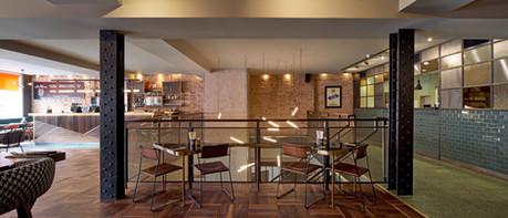 TIC - Restaurant Interior Design