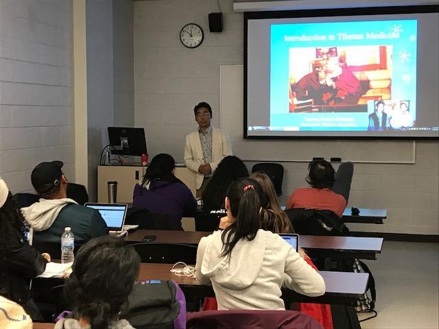 Presentation at Seneca College