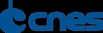 Logo du CNES, centre national des études spatiales