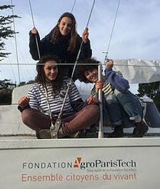 Sea Plastics laureáts de la Fondation AgroParisTech