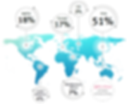 La production plastique mondiale selon le rapport de PlasticsEurope 2019
