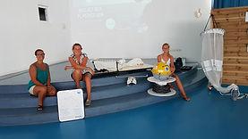 Conférence SEA Plastics au port de Bormes les Mimosas