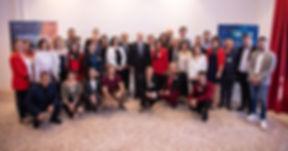 Sea Plastics lauréats de l'appel à projet BeMed organisé par la Fondation Prince Albert II de Monaco en 2019
