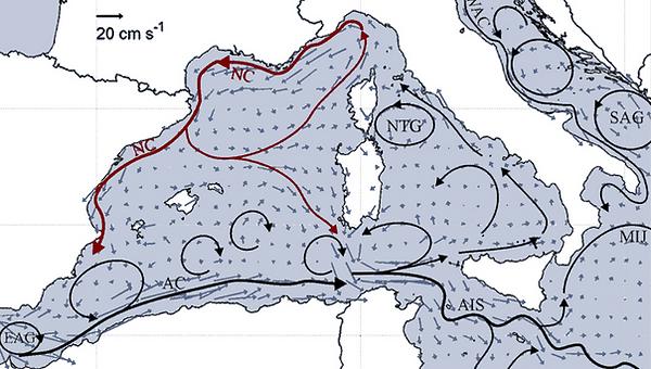 Carte Courant nord mediterraneen.png