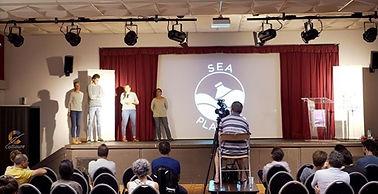 Conférence de SEA Plastics au colloque Océans à Collioure