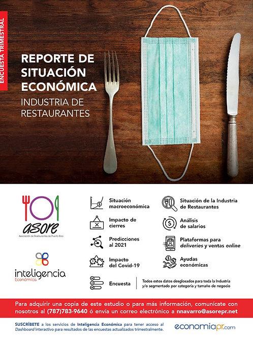 Informe Industria de Restaurantes 2020 Q4