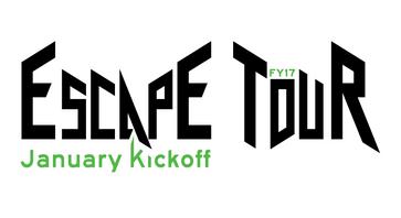 Escape Tour Logo